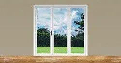 aluminum folding patio doors | 3 panel door | Aluminum
